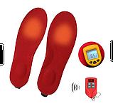 """Стельки с подогревом радиоуправляемые """"Ultra-sport 2000 TURBO"""" Plus цифровой пульт 40-65С, фото 3"""