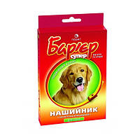 Бар'єр нашийник від бліх та кліщів для собак Продукт
