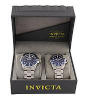 Часы Invicta 33253 + Invicta 33259 подарочный набор