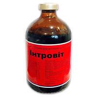 Интровит вітамін 100 мл Interchemie