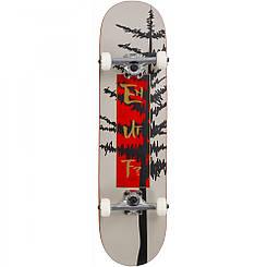 Скейтборд Enuff Evergreen Tree warm grey-red