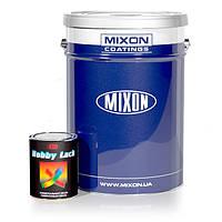 Універсальна алкідна емаль Mixon Hobby Lack. Темно-коричнева глянцева (RAL8017). 2,7 кг, фото 1