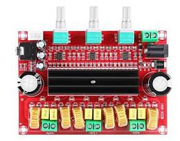 Усилитель Звука TPA3116D2, 2.1-Канальний 2 Х 50Вт, 1 Х 100