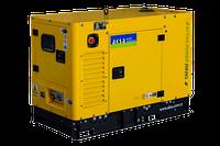 Дизельная электростанция AKSA APD16A | генератор дизельный трехфазный 12 кВт