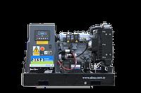 Дизельная электростанция AKSA APD20A | генератор дизельный трехфазный 16 кВт