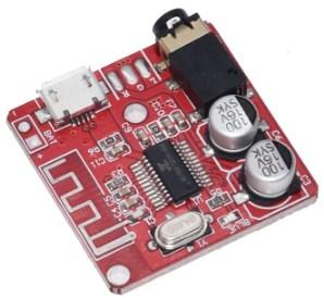Bluetooth (Блютуз) Аудіо Приймач(Модуль, Адаптер) MP3