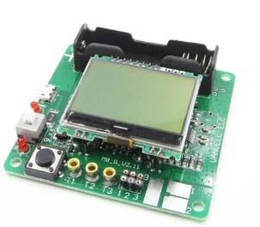 Тестер полупроводников AT Mega328 MOS/PNP/NPN LCR
