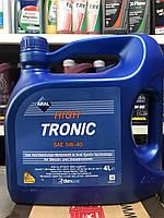 Моторное масло синтетика Aral (арал) HighTronic 5W-40 4л