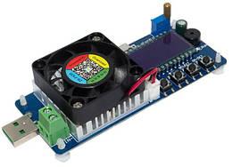 Электронная Нагрузка - USB Тестер FX-35, 5A, 35W