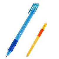 Ручка гелевая  пиши-стирай Kite Smart K19-098-02 синяя