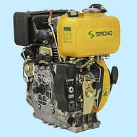 Двигатель дизельный SADKO DE-310ME шлиц (7.0 л.с.)
