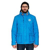 Чоловіча осіння куртка White Sand Night Screen Jacket блакитна. До -5 °С., фото 1