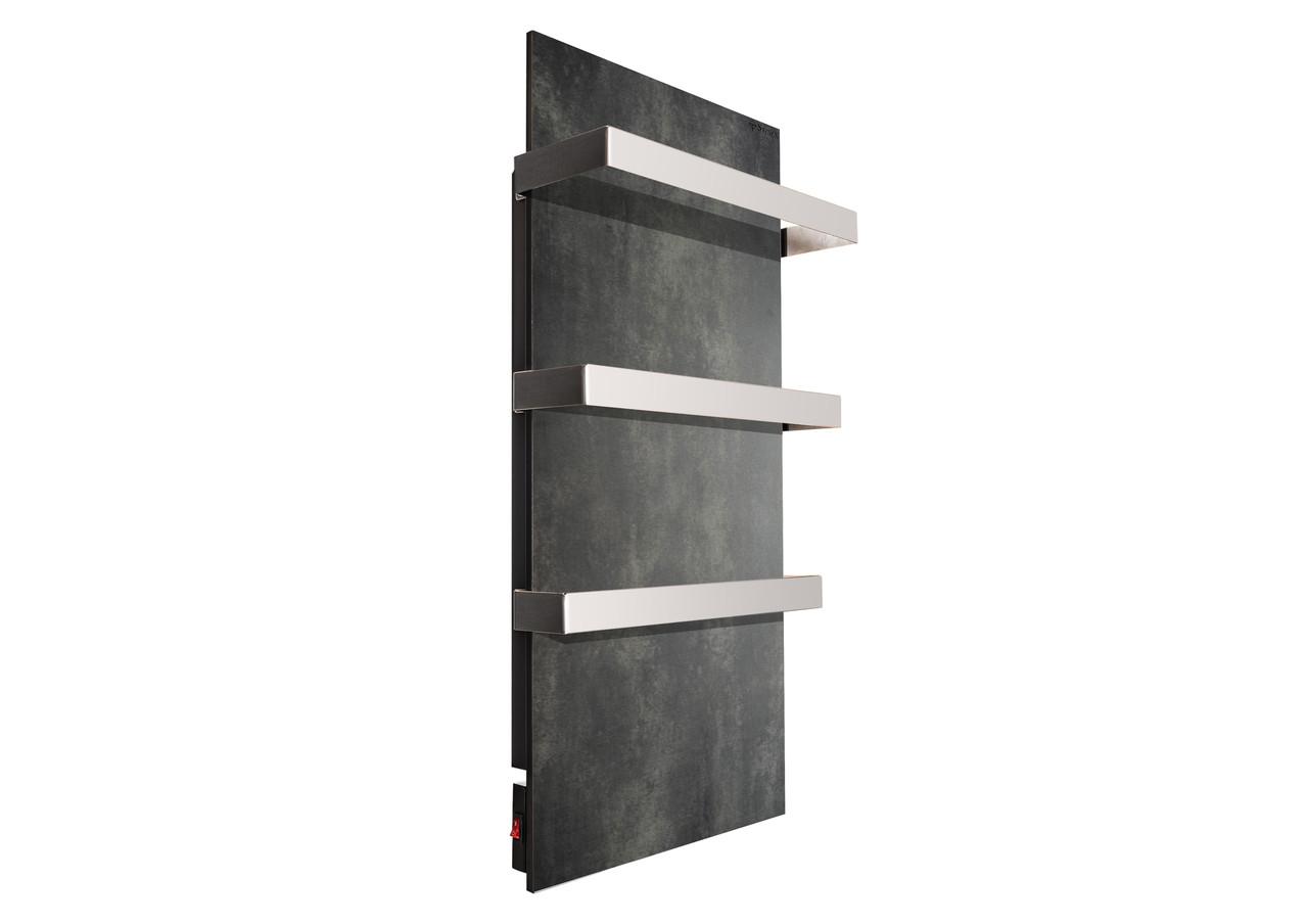 Электрический обогреватель тмStinex, Ceramic 500/220-TOWEL Black