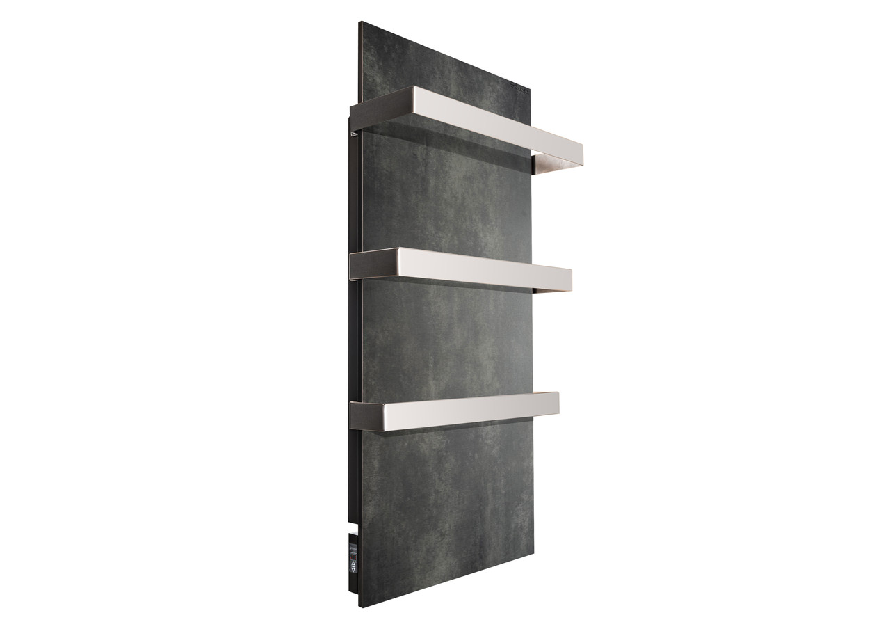 Электрический обогреватель тмStinex, Ceramic 500/220-TOWEL(2L) Black