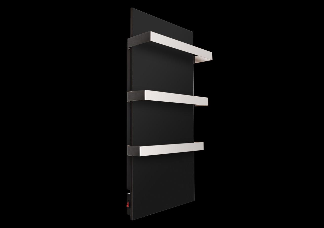 Електричний обігрівач тмStinex, Ceramic 500/220-TOWEL Black