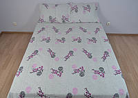 Постельное белье из молдавской Жатки полуторка - Модель 117-38
