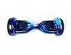 """Гироскутер EL-7 ПП 10,5"""" Голубое звездное небо, фото 4"""