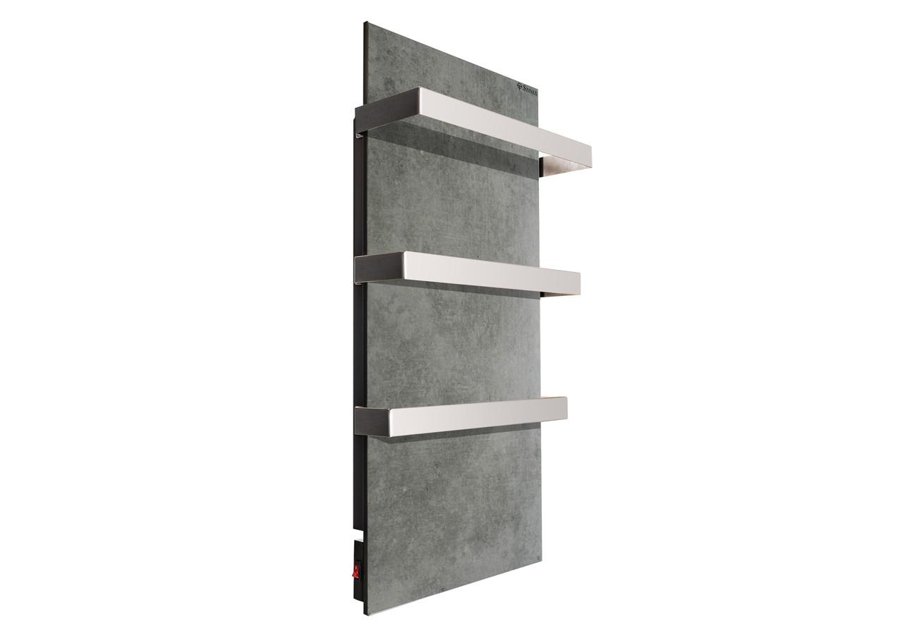 Електричний обігрівач тмStinex, Ceramic 500/220-TOWEL Gray