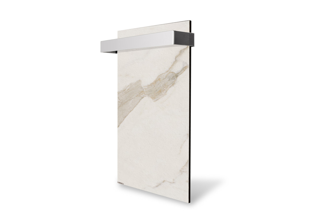 Электрический обогреватель тмStinex, Ceramic 250/220-TOWEL White marble vertical