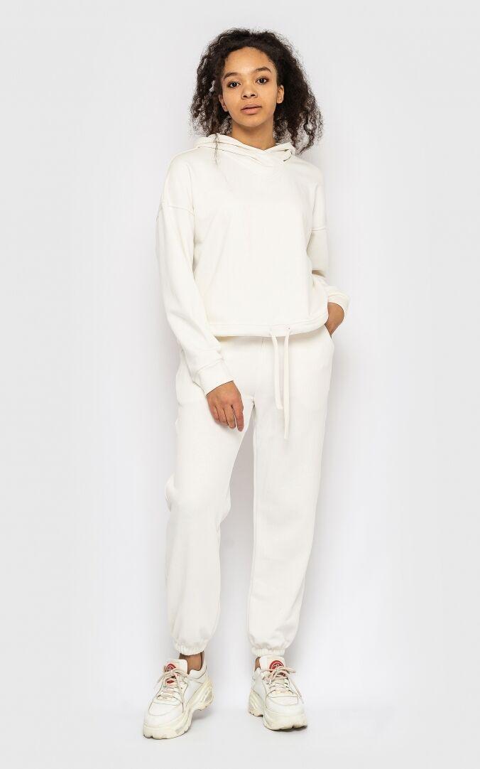 Модний споортивний костюм 2021 жіночий,  колір: білий, розмір: L, M, S, XL, XXL