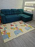 Термоковрик дитячий( Атракціон/Ростомір) 1,5 на 2 м, фото 2