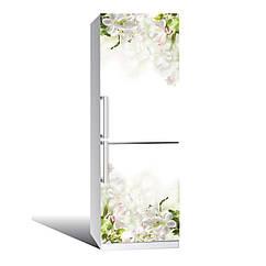 Наклейка на холодильник Zatarga Нежность 650х2000 мм Белый Z180108, КОД: 1804625