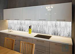 Кухонный фартук ZatargaТекстура 01600х2500 мм Серый Z180098 1, КОД: 1833086