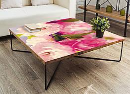 Наклейка на стол Zatarga650х1200 мм Соцветия Z180222 1, КОД: 1833853