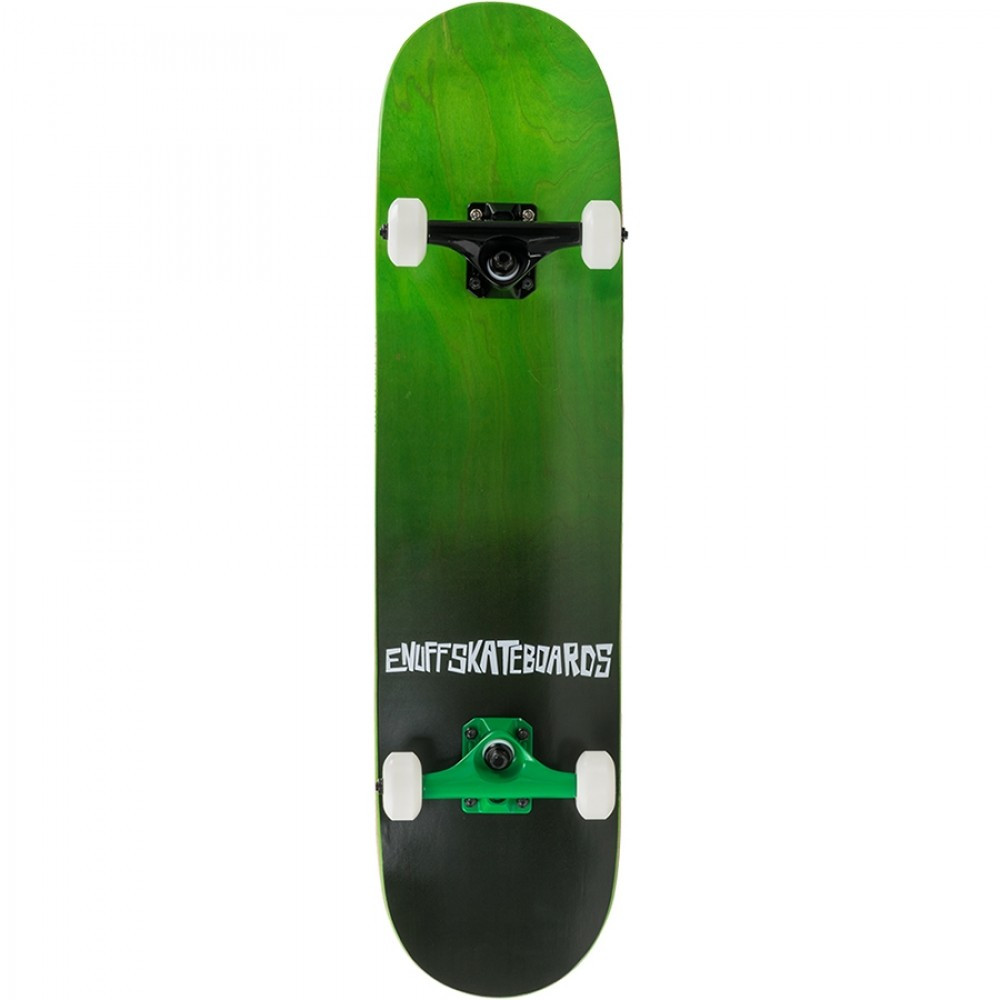 Скейтборд Enuff Fade green