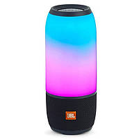 Портативная колонка Pulse 3 с цветной подсветкой