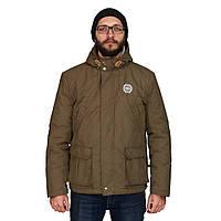 Чоловіча осіння куртка White Sand Night Screen Jacket оливкова. До -5 °С., фото 1