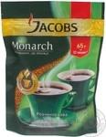 Кофе растворимый Jacobs Monarch 60 г. м/у
