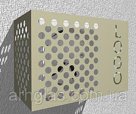 Кошики для кондиціонерів ArhBasket Р Кошик для кондиціонера Захисна решітка для кондиціонера фасадна