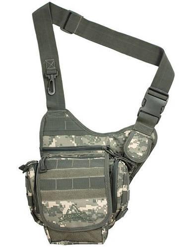 Наплечная функциональная армейская сумка Red Rock Nomad Sling (Army Combat Uniform) 922181