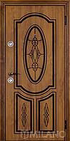 Дверь входная металлическая Piatto Грацио
