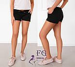 """Шорти """"Little shorts"""" - трикотаж  Розпродаж, фото 10"""