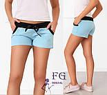 """Шорти """"Little shorts"""" - трикотаж  Розпродаж, фото 9"""