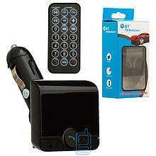 FM модулятор трансмиттер Bluetooth S30