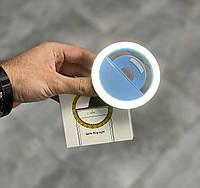 Селфи кольцо RK-12 Selfie Ring Light голубое