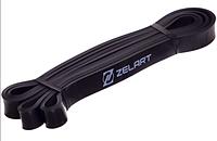 Резина для подтягиваний (лента силовая) нагрузка Zelart жесткость S(16-32КГ)