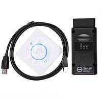 OP-COM V1.95 PIC18F458 OBD2 USB сканер диагностики авто Opel, 100219