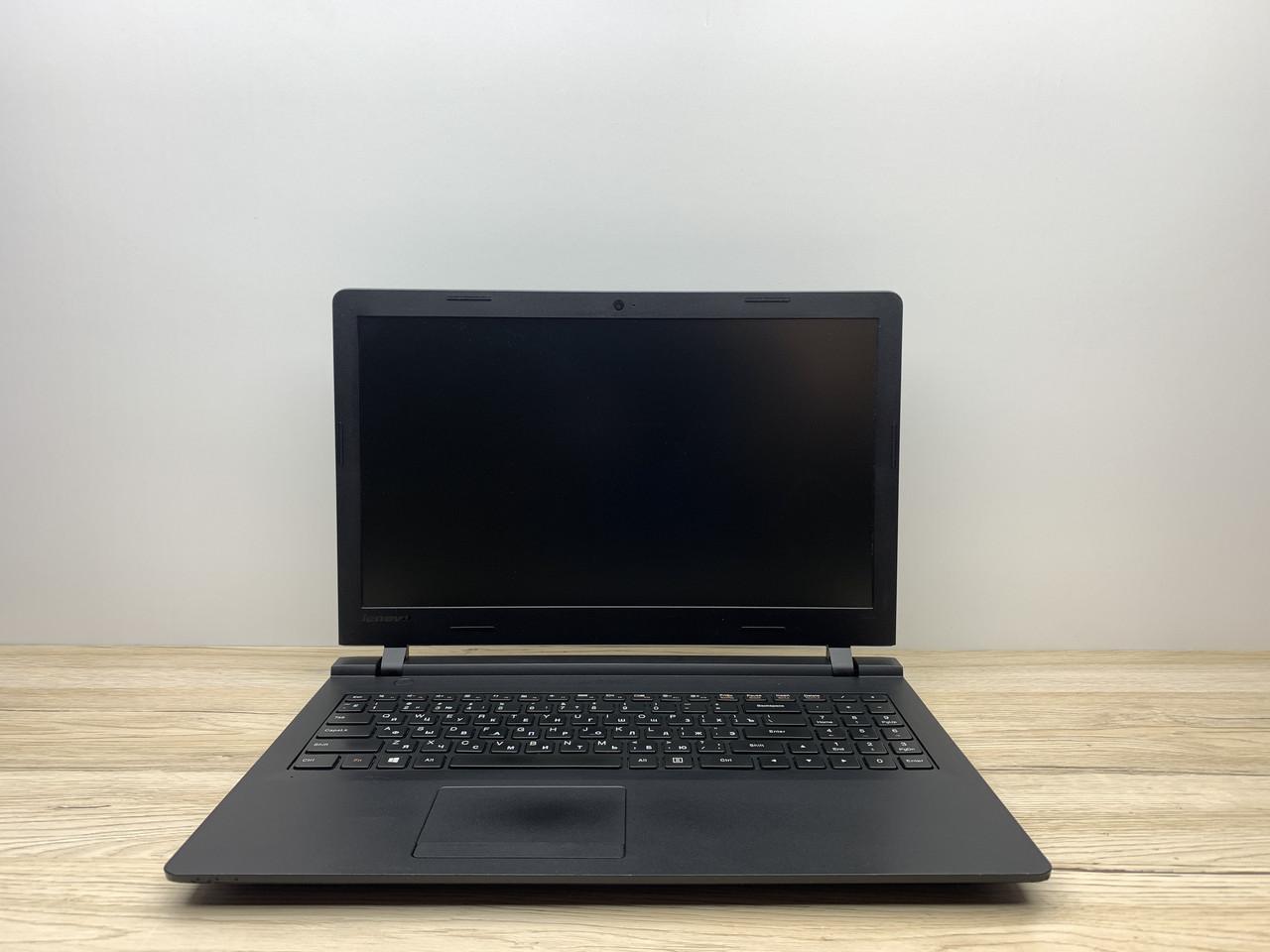 Ноутбук Б/У Lenovo B50-10 15.6 HD/ Pentium N3540 4x 2.66GHz/ RAM 4Gb/ SSD 120Gb/ АКБ 19Wh/ Сост. 8.5