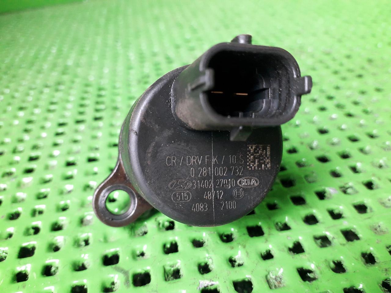 0281002732 Регулятор тиску палива для Hyundai Tucson Kia Sportage 2.0 CRDI
