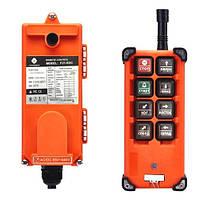 Дистанционное радиоуправление для кранов, тельферов F21-E1B, 1 пульт, 102773