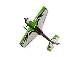 Літак радіокерований Precision Aerobatics Katana MX 1448мм KIT (зелений)