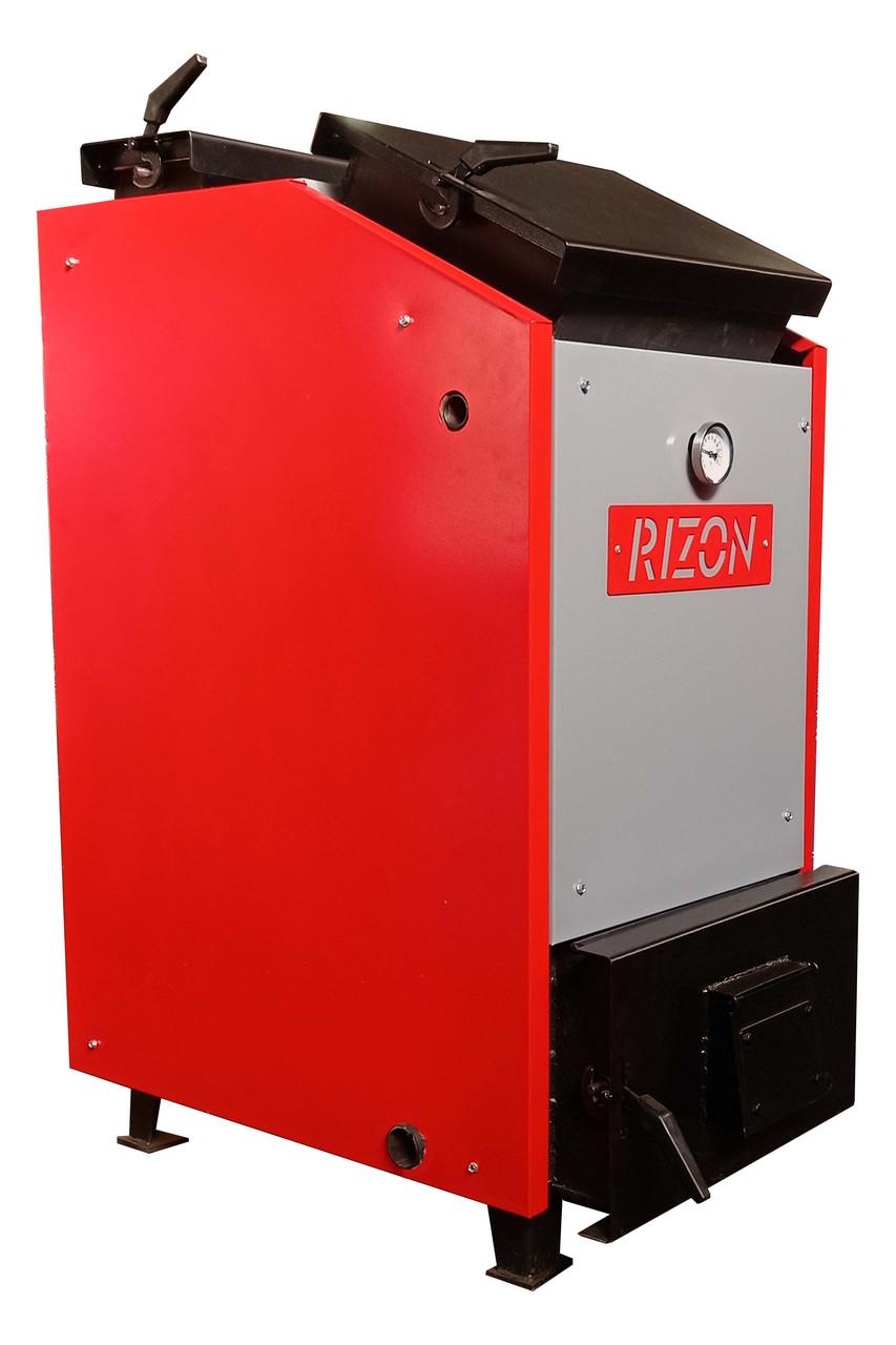 Котел шахтный  Rizon M-sahta 12 кВт.Бесплатная доставка!