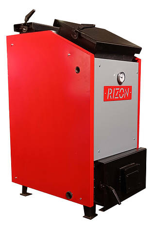 Котел шахтный  Rizon M-sahta 12 кВт.Бесплатная доставка!, фото 2