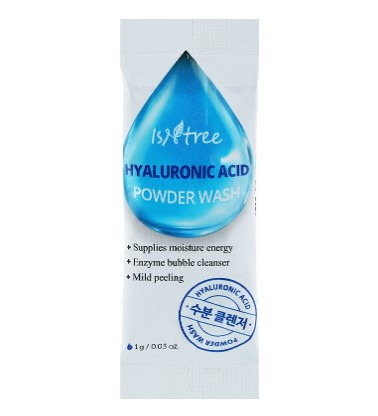 Isntree Hyaluronic Acid Powder Wash