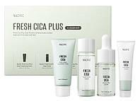 Набор косметики для проблемной кожи Nacific Fresh Cica Plus Clear Kit 30 мл, 30 мл, 10 мл, 20 мл, фото 1