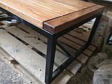 Деревянный стол из ясеня, фото 2